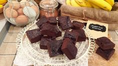 John Whaite continues our week of sugar-free recipes* with his almost sin-free chocolate brownies! They make the perfect accompaniment to a mid-afternoon cup of tea!