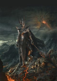 Lord of the Rings - Sauron