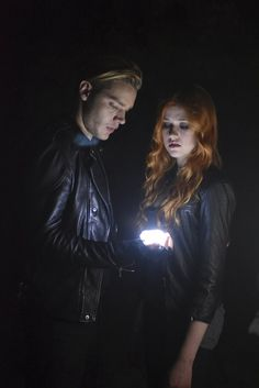 #Shadowhunters 1.02 - The Descent Into Hell is Easy