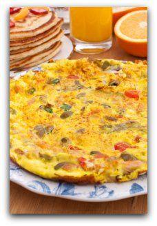 Shrimp Omelette - Easy Shrimp Recipe for Breakfast or Anytime! Shrimp Recipes Easy, Veggie Recipes, Indian Food Recipes, Best Breakfast Recipes, Breakfast Dishes, Breakfast Ideas, Uttapam Recipe, Yummy Appetizers, Indian Appetizers
