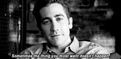 When he tried calming us down about the fact that he'll never be ours : | 17 Times Jake Gyllenhaal Was So Perfect It Was Actually Painful
