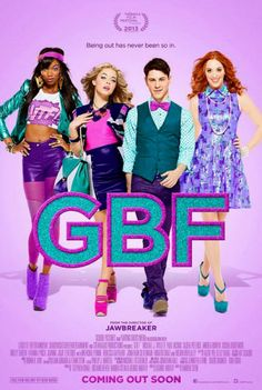 Girls compete for gay best friend in G.B.F. movie