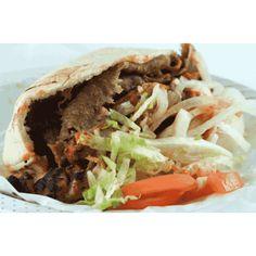 A British fave! Donair Kebab. Mmmmmm...