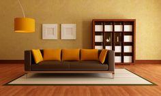 Tips para decorar en color naranja