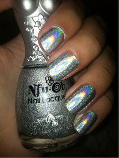 gray Nail enamel