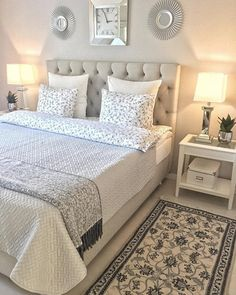 34 Cozy Bedroom Ideas for the Winter ~ Beautiful House Cozy Bedroom, Beautiful Bedrooms, Bedroom Makeover, Bedroom Design, Home Decor, Small Bedroom, Remodel Bedroom, Interior Design Bedroom, Beautiful Bedroom Decor