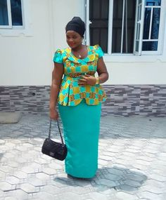 The collection of Beautiful Ankara Pattern Styles For Ladies you've ever wanted to see. Want to style and pattern your African print ankara Ankara Styles For Men, Ankara Short Gown Styles, Latest Ankara Styles, African Attire, African Wear, African Dress, African Style, African Beauty, African Women