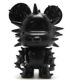 """Mini Qee 5"""" Spike Bear Black"""