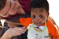 Un enfant de NPFS