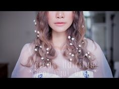 """Mool Gyul Wave"" Korean hairstyle ทำผมลอนเกาหลีด้วยที่หนีบผม by LE'SASHA OMG : Jelly Fat Fish - YouTube"