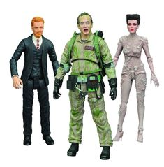 Ghostbusters Select Action Figures 18 cm Series 4