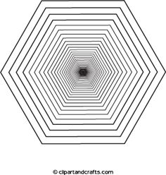 this dizzying abstract design coloring page is made from many - Coloring Pages Abstract Designs
