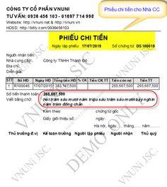 Thanh toán với NCC (Hướng dẫn sử dụng phần mềm bán hàng VNUNI: 0936.456.103)