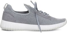 Carvela Limped mesh trainers