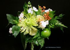 One of the beautiful custom arrangments designed by Lee's Corner Floral. Learn more or order yours today at leesmarketplacefloral.com