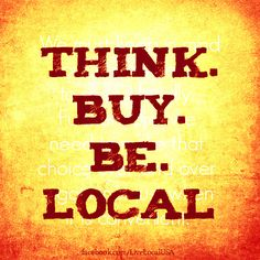 Celebrate diversity by supporting locally-owned businesses.     #livelocalusa #shopsmall #smallbusinessmatters