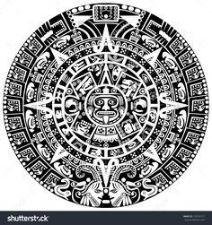 aztec figures - Google Search