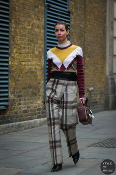 Irina Lakicevic by STYLEDUMONDE Street Style Fashion Photography