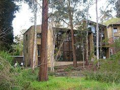 Robin Boyd- Featherston House, Ivanhoe, 1967-69