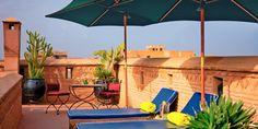 ...at the Angsana Riads Morocco - Marrakech. #Jetsetter
