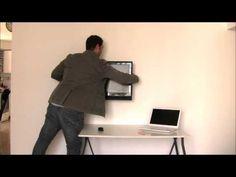 Magnektik presents: 1 wall, 3 designs, 90 Seconds - YouTube