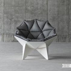 Een lounge stoel geïnspireerd op een eeuwenoud design   | roomed.nl