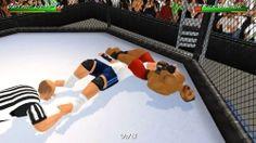 Wrestling Revolution 3D – Game đấu vật 3D