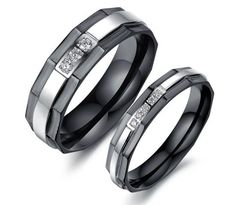 Cincin couple stainless steel - ICCR1501 #couplering #cincincouple #love #valentine