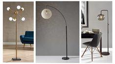 Modern Floor Lamps To Create Visual Interest Floor Lamp, Lamp, Home Goods Decor, Flooring, Furniture, Cool Floor Lamps, Modern, Home Decor, Room