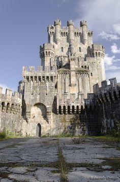 Castillo de Butrón by Eduardo Ortega Fotógrafo .Bizkaia , bilbao - sPAIN