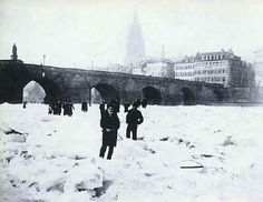 The hard winter of 1914/Dem harten Winter 1914 (Frankfurt)