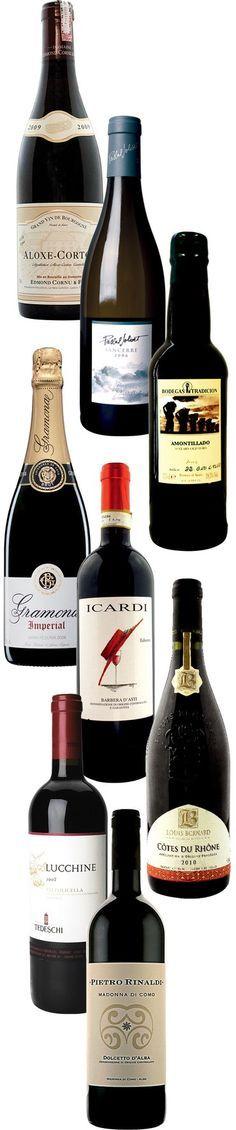 Saiba quais os vinhos que melhor acompanham tábuas de frios