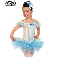 Inchworm - Ballet Tutu