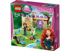 LEGO 41051 Meridas højlandslege - 180kr