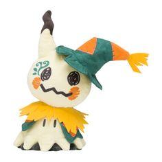 イタズラ顔をしたピカチュウと、ポケモンたちのかわいい仮装姿がチャーミングな、ハロウィンをテーマにした『Pokemon Halloween Time』が登場! ミミッキュの形をしたパンプキンや、スクイーズマスコット、ぬいぐるみパスケースなど、充実なアイテムをそろえているよ! 「Trick or Treat! 今日は待ちに待ったハロウィン。 ピカチュウやミミッキュたちは、 トレーナーさんにコスチュームを作ってもらって大はしゃぎ! さっそく街に繰り出します。 たのしいハロウィンになるといいね!」 案山子(かかし)の仮装をしたミミッキュぬいぐるみ。 ポケモンハロウィンタイムはこちらをチェック! ポケモンだいすきクラブで紹介ブログを公開中!