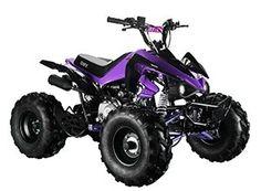 Violet ATV for baby girl <3