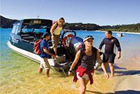 Abel Tasman National Park: Kayak Walk Water Taxi Accommodation Cruises Wilsons Abel Tasman