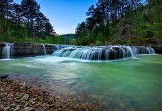 Haw Creek Falls~ Arkansas