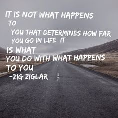 Great quote from Zig Ziglar about living with purpose and intentionality!