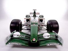 Jaguar F1 Becks #16