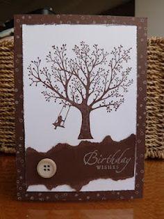 Deelish Designs - Tree with swing