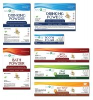 LABEL DESIGN PORTFOLIO – High-quality custom labels. | Packaging and Label Design Expert in Los Angeles
