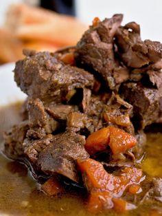 Bulgogi, Pot Roast, Chili, Food And Drink, Beef, Cooking, Ethnic Recipes, Asia, Japanese Recipes