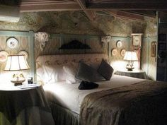 country bedrooms to love on pinterest toile cottage