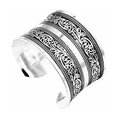 BRACELETE METAL BOHO TIBETANO SENSITIVE MODA E BEM ESTAR ($12) ❤ liked on Polyvore featuring jewelry, bracelets, metal jewelry, boho style jewelry, bohemian jewelry, boho chic jewelry and boho jewellery