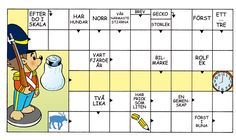 Barnkryss - Sagakvarn Runes, Sweden, Disney Characters