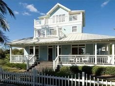 Crystal Shores House Rental: 'plantation House'-designer Home, Pool, Across From Beach! | HomeAway