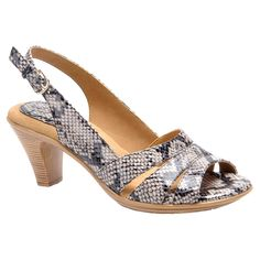 Softspots Women's Vanilla Snake Neima 9 B(M) US *** Want to know more, click on the image.