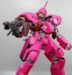 HG 1/144 流星号 Graze Kai II - Painted Build