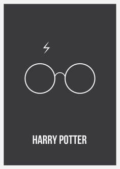 Movie Poster  Cinema Poster Design Harry Potter